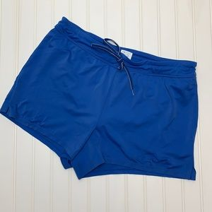Land's lend swim shorts blue 12
